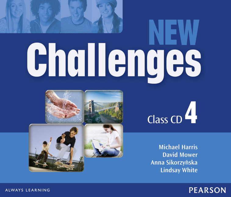 New Challenges 4: Class CD (аудиокурс на 3 CD) english in mind level 3 аудиокурс на 3 cd