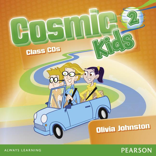 Cosmic Kids 2: Class CDs (аудиокурс на 2 CD) cosmic kids class cds аудиокурс на 3 cd