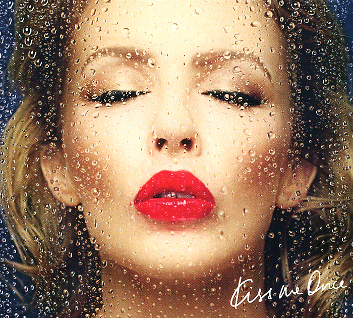 лучшая цена Кайли Миноуг Kylie Minogue. Kiss Me Once (CD + DVD)
