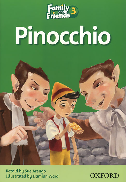 Pinocchio emma page family and friends