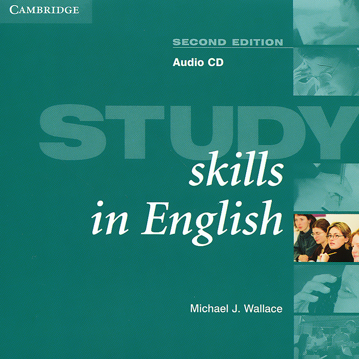 Study Skills in English (аудиокнига CD) аксессуар чехол ipapai для iphone 6 plus ассорти морской