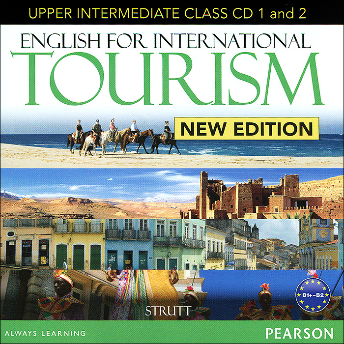 English for International Tourism: Upper Intermediate Class (аудиокнига на 2 CD) achieve ielts 2 english for international education cd rom