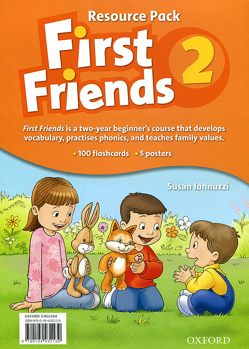 First Friends 2: Resource Pack цена