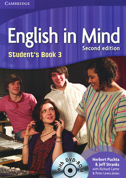 English in Mind: Level 3: Student's Book (+ DVD-ROM) english in mind level 2 students book dvd rom