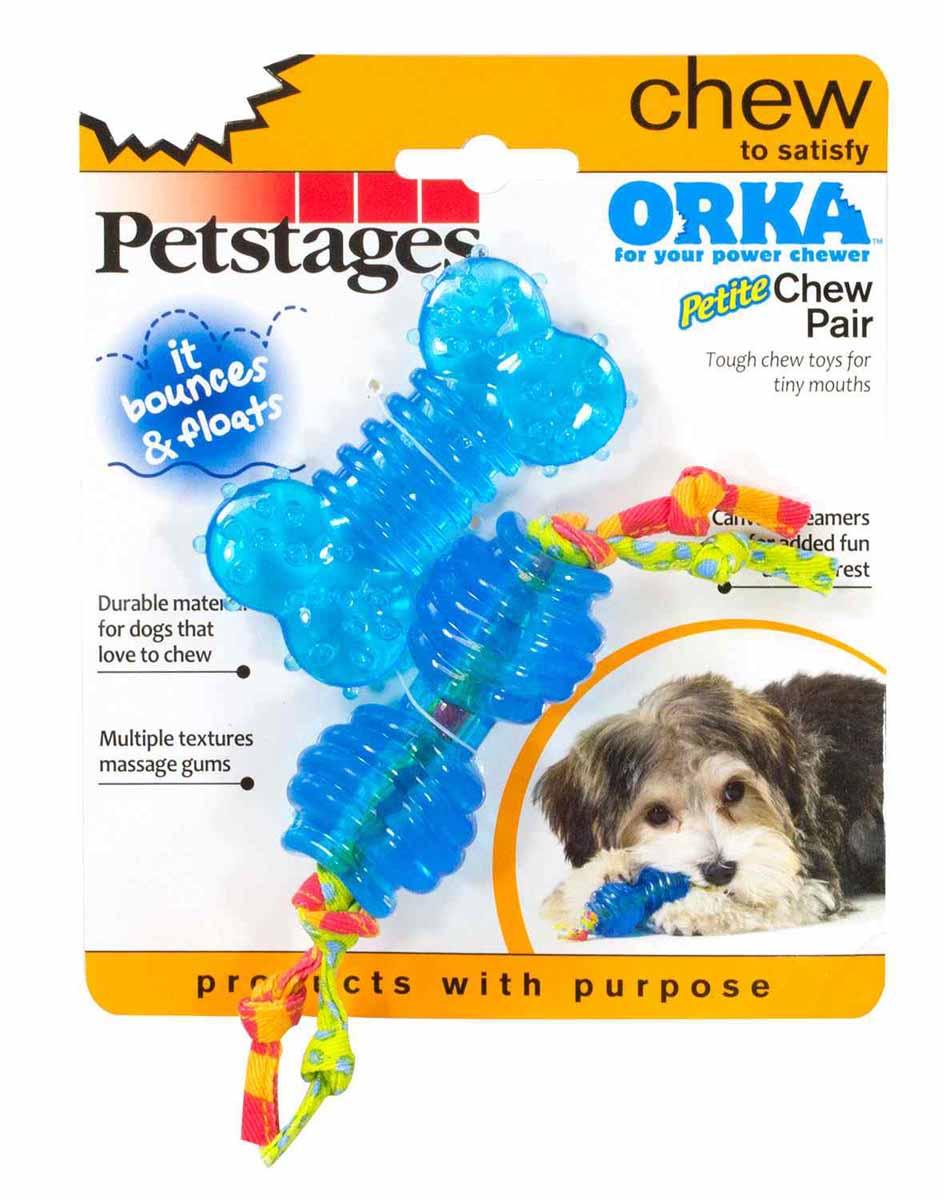 """Набор игрушек для собак Petstages """"ORKA"""". 234STEX"""