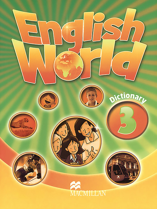 English World 3: Dictionary