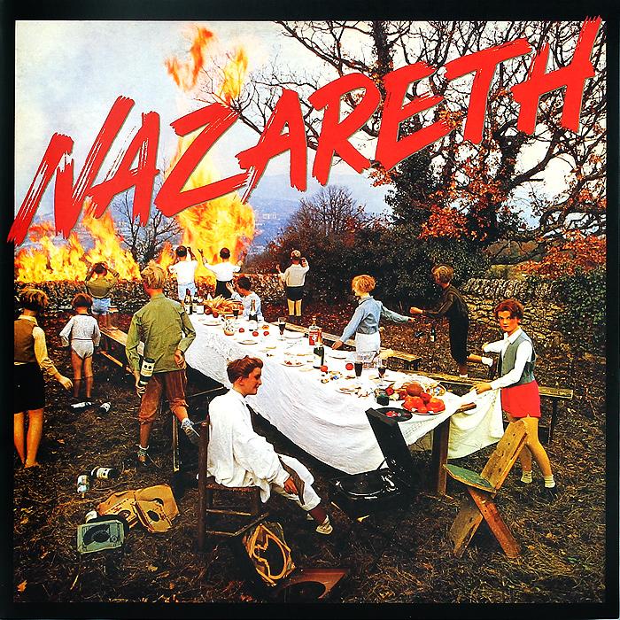 Nazareth Nazareth. Malice In Wonderland (LP)