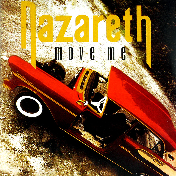 Nazareth Nazareth. Move Me (2 LP) nazareth nazareth greatest hits 2 lp