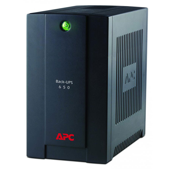 ИБП APC BX650CI-RS Back-UPS 650VA