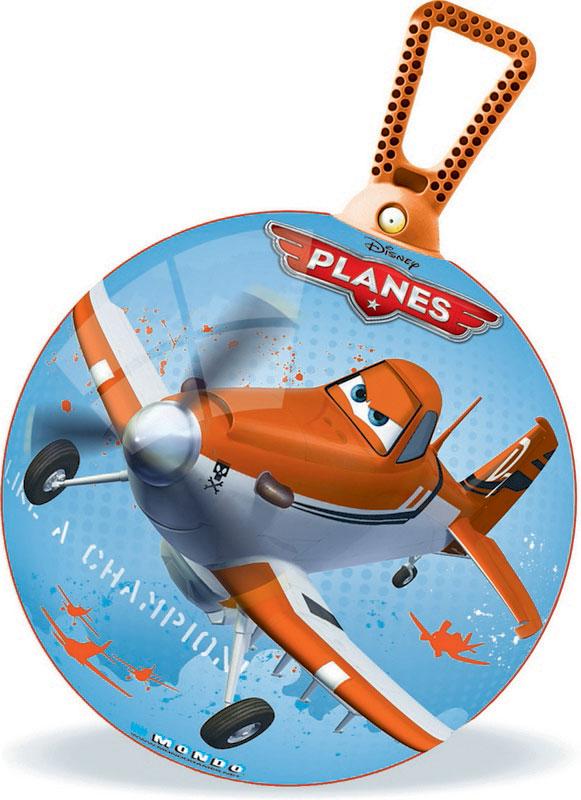 Мяч - попрыгунчик Mondo Самолеты, диаметр 45 см mondo мяч попрыгунчик 360° ø 45 см самолеты