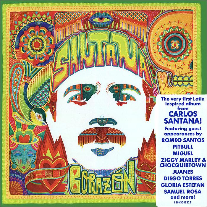 Santana Santana. Corazon santana santana havana moon