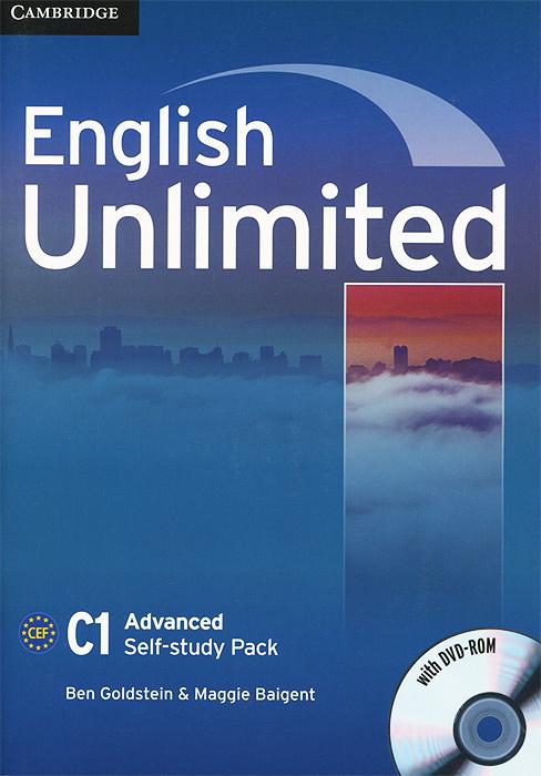 English Unlimited Advanced Self-study Pack (+ DVD-ROM) english unlimited elementary self study pack dvd rom