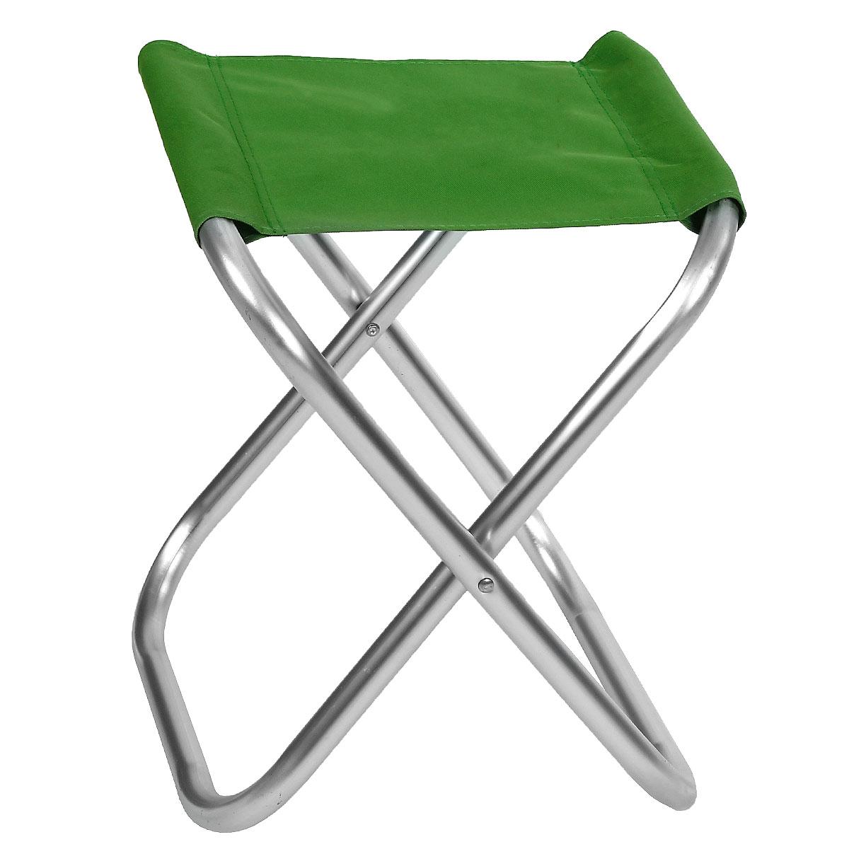 Стул складной Happy Camper, цвет: зеленый кресло складное happy camper цвет желтый оранжевый
