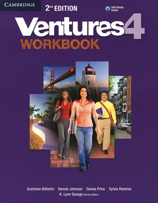 Ventures: Level 4: Workbook (+ CD-ROM) ventures 1 workbook cd rom
