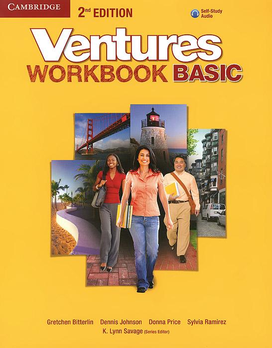Ventures: Basic: Workbook (+ CD) ventures 1 workbook cd rom