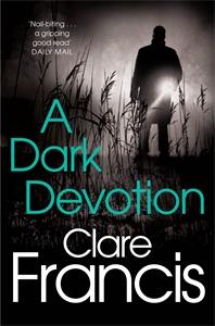 Книга A Dark Devotion. Clare Francis