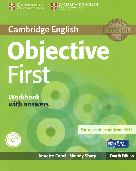 Objective First: Workbook with Answers (+ CD) cambridge english empower a2 workbook with answers