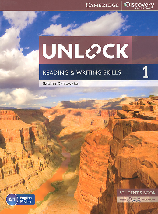 Unlock: Level 1: Reading and Writing Skills: Student's Book with Online Workbook unlock level 3 listening and speaking skills student s book with online workbook