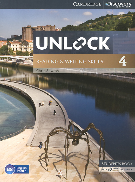 Unlock: Level 4: Reading and Writing Skills: Student's Book with Online Workbook unlock level 3 listening and speaking skills student s book with online workbook