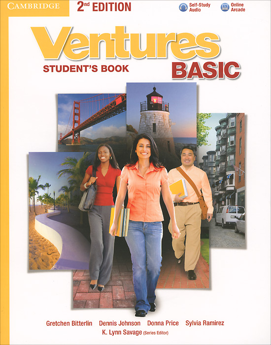 Ventures: Basic: Student's Book (+ CD-ROM) double dealing upper intermediate self study book [with audio cd x1 ]