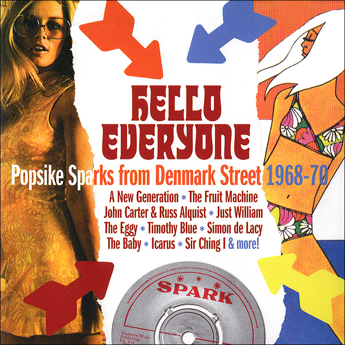 Hello Everyone: Popsike Sparks From Denmark Street 1968-70