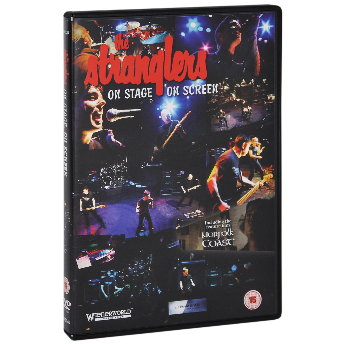 The Stranglers: On Stage, On Screen цена