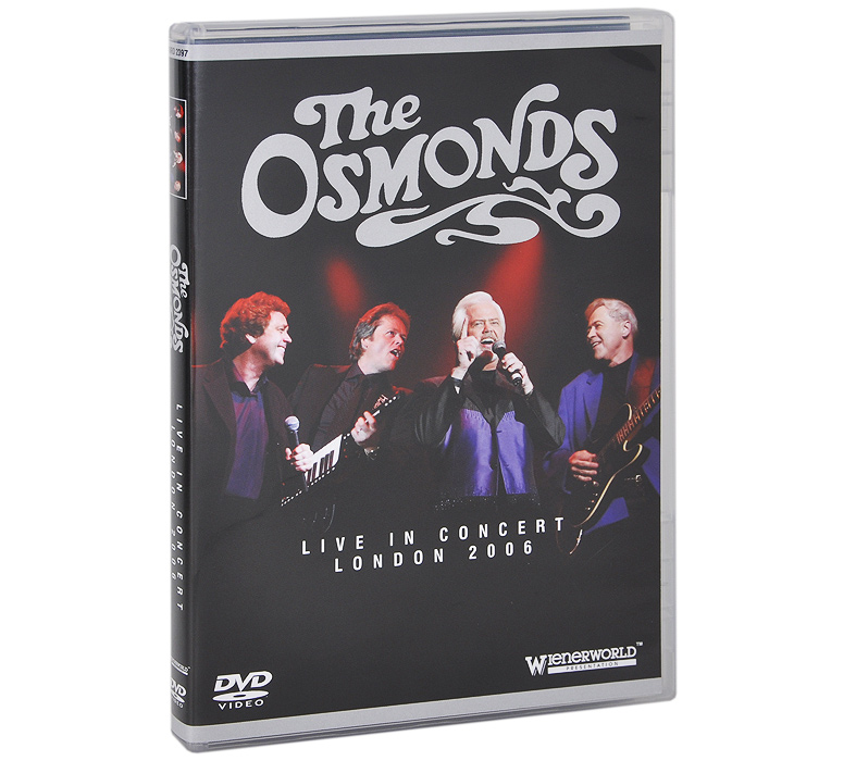 The Osmonds: Live In Concert - London 2006 alan hull trade my way