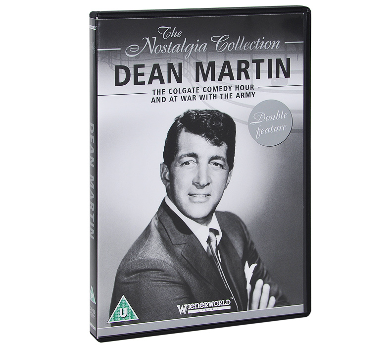 Dean Martin: The Colgate Comedy Hour And At War With The Army недорго, оригинальная цена
