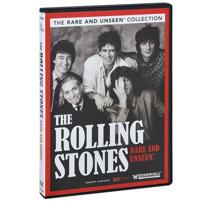 Rolling Stones: Rare And Unseen jacobsen r the unseen