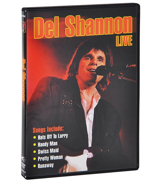 Del Shannon: Live