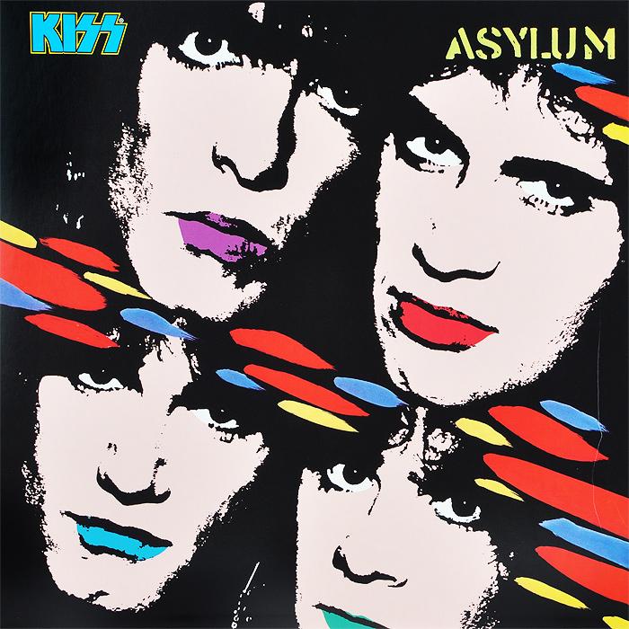 Kiss Kiss Asylum LP
