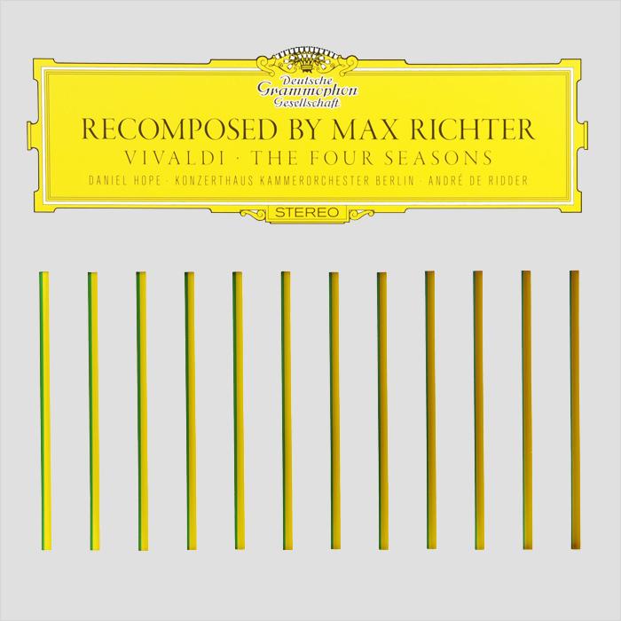 все цены на Макс Рихтер,Даниэль Хоуп,Werner Ehrhardt Max Richter. Vivaldi. The Four Seasons (2 LP) онлайн