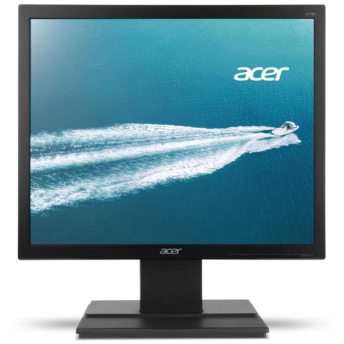 Монитор Acer V176Lb, Black монитор acer v176lb black