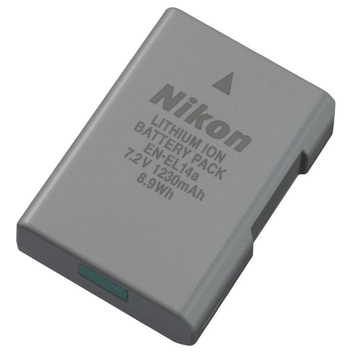 Nikon EN-EL14a аккумулятор для D3xхх, D5xxx, Df, P7800 цена и фото