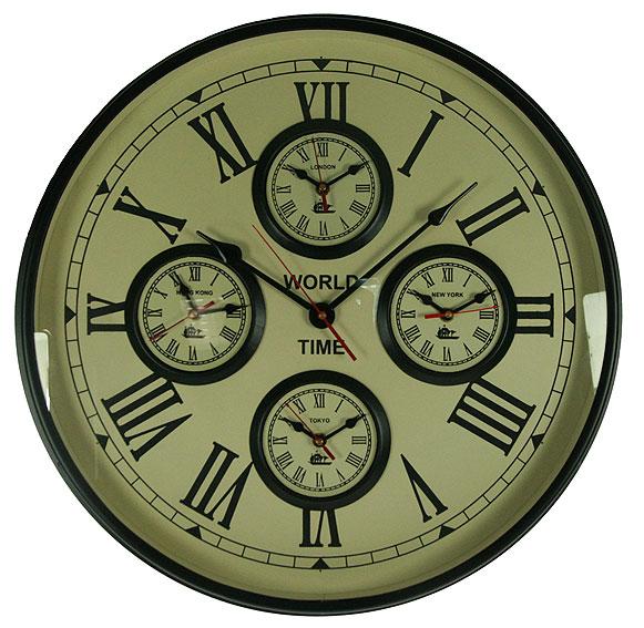 Настенные часы Эврика