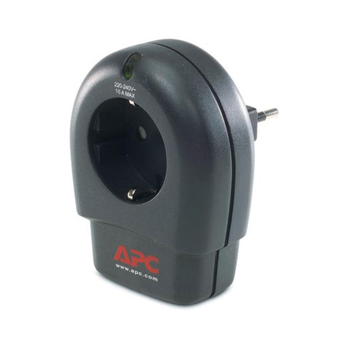 APC P1T-RS Essential SurgeArrest сетевой фильтр с защитой телефонной линии