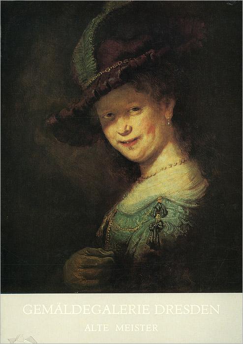 Gemaldegalerie Dresden: Аlte Meister цена и фото