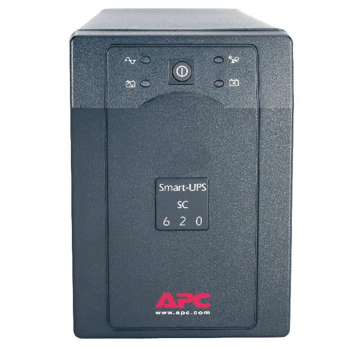 ИБП APC SC620I Smart-UPS 620VA сетевое оборудование уровня ядра