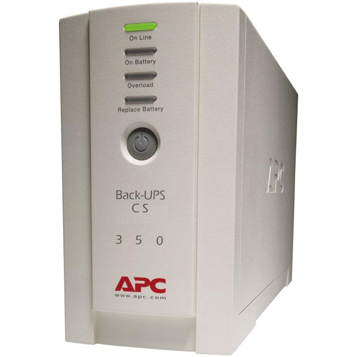 ИБП APC BK350EI Back-UPS 350 ибп apc back ups bk350ei