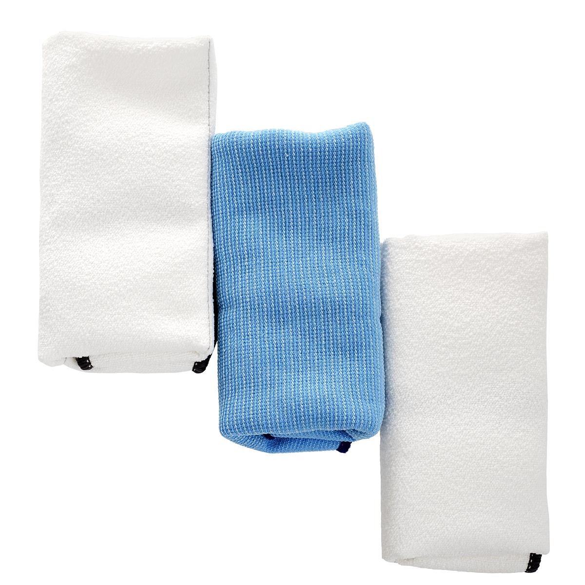 iRobot набор универсальных салфеток для Braava 380/390T (3 шт) набор салфеток e cloth для уборки ванной цвет желтый 2 шт 20114