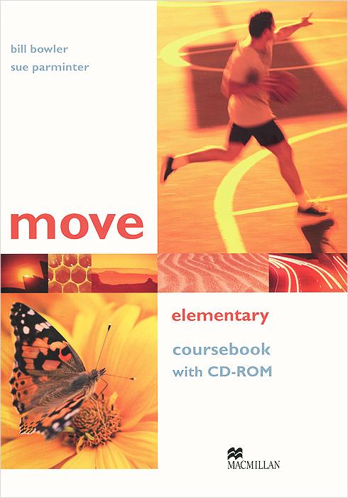 Move Elementary: Coursebook (+ CD-ROM)