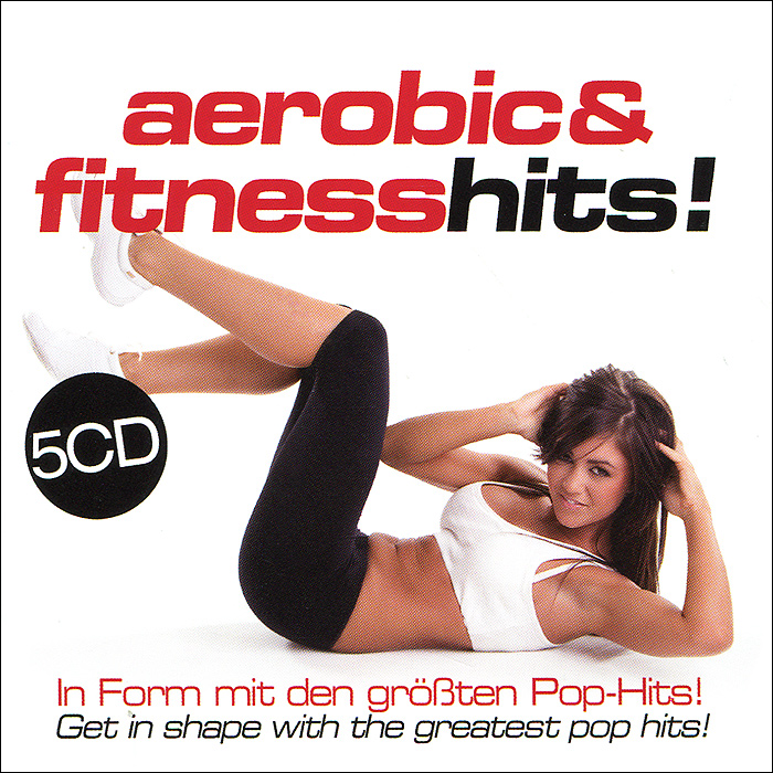 Aerobic & Fitness Hits! (5 CD) aerobic power workout