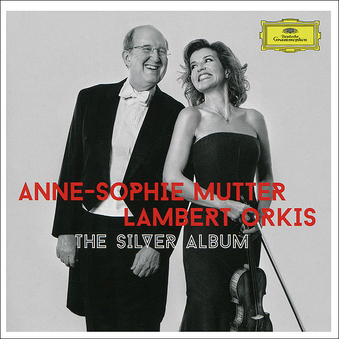 Анна-Софи Муттер,Ламберт Оркис Anne-Sophie Mutter, Lambert Orkis. The Silver Album (2 CD) анна софи муттер anne sophie mutter mendelssohn cd dvd