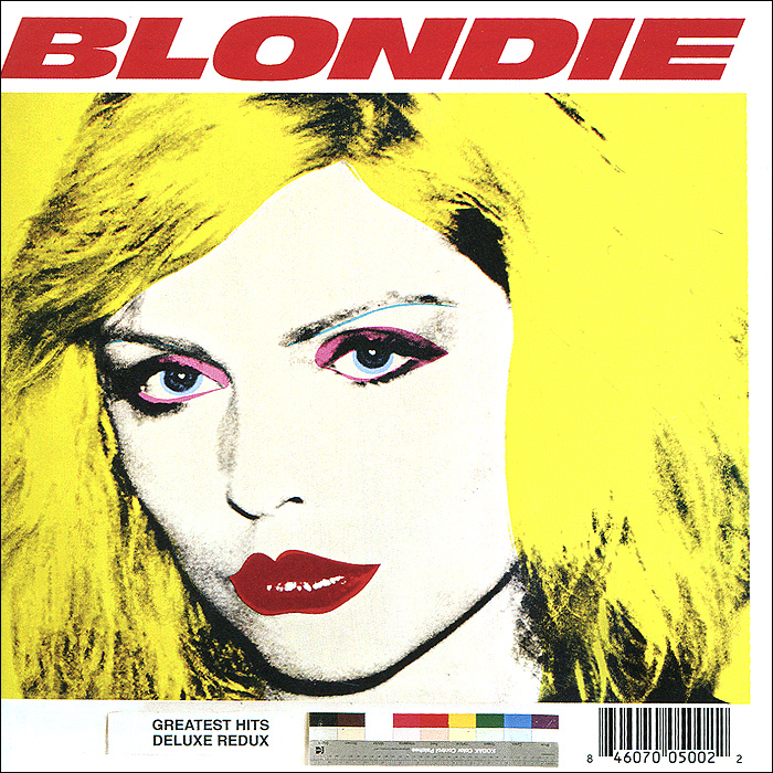 Blondie Blondie. Greatest Hits Deluxe Redux / Ghosts Of Download (2 CD) slade wall of hits cd