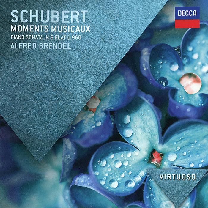 Альфред Брендель Alfred Brendel. Schubert. Moments Musicaux / Piano Sonata No.21 альфред брендель alfred brendel schubert complete impromptus