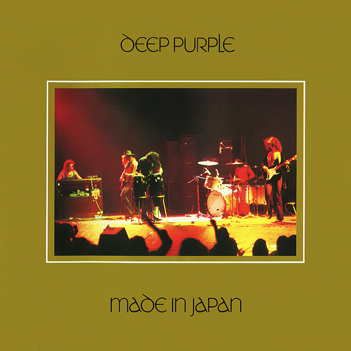 Deep Purple Deep Purple. Made In Japan cd deep purple infinite