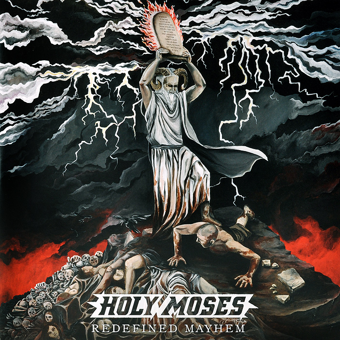 Holy Moses Holy Moses. Redefined Mayhem (2 LP + CD) the holy modal rounders the holy modal rounders 2 lp