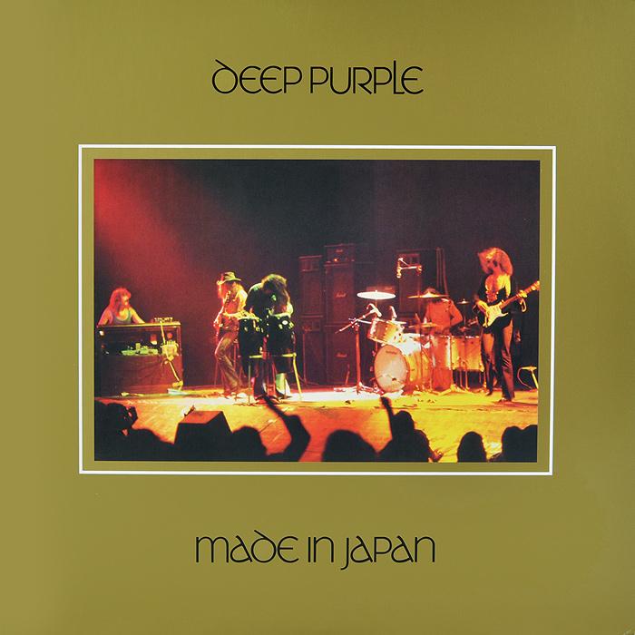Deep Purple Deep Purple. Made In Japan (2 LP) deep purple the vinyl collection 7 lp