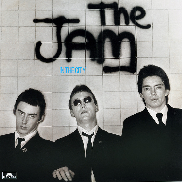 The Jam The Jam. In The City (LP) jam jam this is the modern world