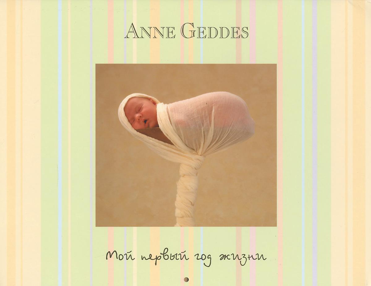 Анне Геддес Мой первый год жизни. Календарь